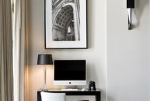 Home Office Inspiration / by Jacquelyn Aronson Falk