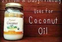 coconut oil   / by Joleen Hyde