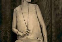 20th: Flapper Flair / Fashions from the Flapper Era (1920-1929)