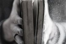 Torn Covers / All about books
