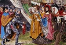 Medieval World / fashion from the fall of Rome to the Tudors