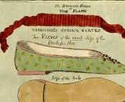 19th: Regency Accessories / accessories from the early 19th century (c1795-1820)...