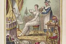 19th: Regency Underpinnings / Underpinnings from the early 19th century (c1795-1820)...