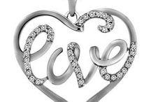 Jewelries w/ Heart - Love - Romantic Shaped