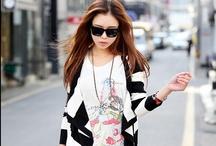 Korean   Asian Fashion and KPop Styles