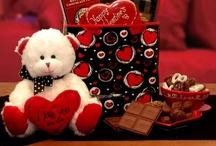 Chocolate Desserts w/ Heart   Love   Romantic Senses