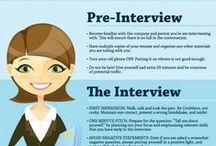 Búsqueda de empleo / Todo lo que necesitas saber para la búsqueda de trabajo.