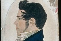 19th: Regency Gents / Regency and Romantic era gents
