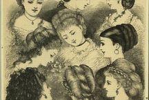 Historical Hairdressimg