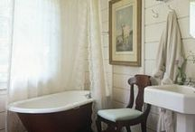 Home - Bathroom / by Kay Douglass Cook