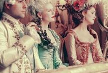 On Screen: 18th century / images from films set in the 18th century