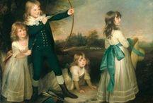 kidlets: georgian & regency / kidlet cuteness from the Georgian & Regency eras / by Jennylafleur, Costumer