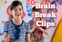 Brain breaks / Breaks for students to keep learning fresh and relevant