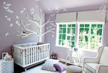 For the Home: Kid Spaces / by Andrea Hable