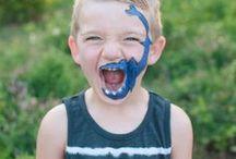 Glob Face Paints & Halloween Costume Ideas / Natural Face Paints and Fun Costume Ideas / by Glob Colors