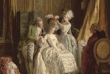 Hairdressing: 18th Century