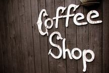 Coffee Shop and Marketplace