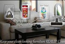 Vacuum and cleaning tips / A few things that will be sure to make your cleaning experience a breeze!