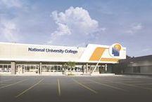 Recintos / Recintos de National University College