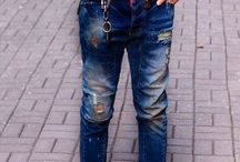Denim obsession / I think I might need a new pair of jeans..... / by Ty Virginn