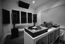 My DJ Producer Whim / Mixer, Turnable, speakers, compressors, equalizers