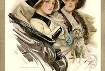 20th: Teens / fashions from 1910-1919