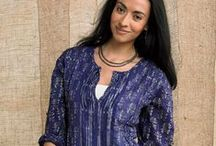 Women's Tunics /  Take a look at our versatile and unique tunic's that are easy to wear and distinctive among any top.