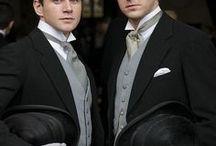 Super formal / Um guia do guarda-roupa formal, com imagens de Downton Abbey.   http://andredoval.com.br/tag/consultoria-de-moda