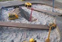 Work - Sandpit