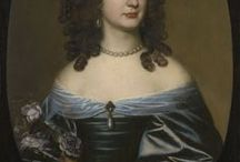 17th: Century / Fashions from the reign of Charles I. 1625-1649
