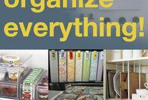 Organized / All about organization