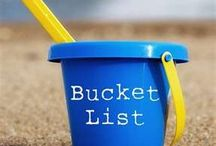 Bucket Lists / All about wish list