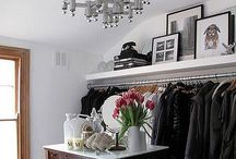 Cool Closets and Pantry's / by Jennifer Campbell