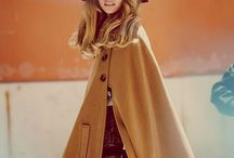 Coats, Capes + Trenchs
