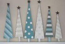 All Things Christmas / by Pam Klimper @ZANY CHAOS/PJs Treasures