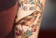 Tattoos / Beautiful tattoos / by Julianna Hallworth Morlet