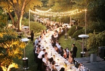 Themes: Backyard Wedding