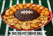 Football/Super Bowl Ideas / Football and Super Bowl  party ideas and recipes. / by Tauni Everett (SnapConf)