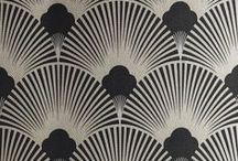 Art Deco Inspiration / A collection of new and old images that inspire Art Deco style. / by Kari Hansbarger