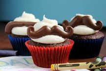 Cool Cupcake Creations / by Chelsey Hyde