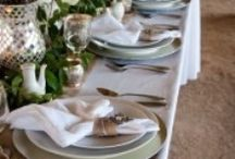 Wedding table top and decor  / Wedding table top and decor ideas for Savannah, GA weddings and events, in the Low Country and everywhere else!  / by Savannah Wedding Professionals