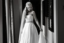 Bridal Gowns / Fashion inspiration for your wedding day - styles of bridal gowns!