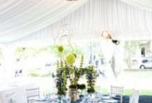 Tent Receptions  / Wedding tents  / by Savannah Wedding Professionals