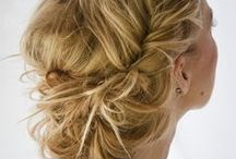 Wedding hair / Hairstyles for your wedding day