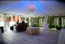 Lighting and rentals  / Lighting and rental ideas for your wedding day. From drapery to unique lighting, tabletop and other decor, we've got your inspiration here!