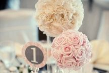 Wedding Details  / Those unique touches that make a wedding!
