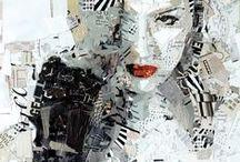 Derek Gores Collages ( TORN )
