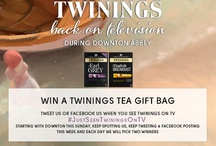 Twinings Adverts: Gets You Back To You / We love being on TV, in the press and on the radio and this Fall we are back on air - take a look