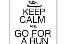 Run Forest Run! / Motivation to get out and be active