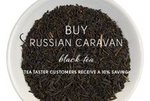 Russian Caravan Tea / This is a board dedicated to Russian Caravan tea - learn all about it with Twinings Tea Taster Classes.